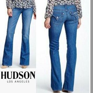 Hudson Jeans sz 28 Signature Midrise Bootcut